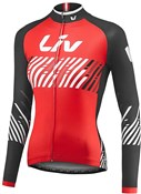 Giant Liv Womens Beliv Long Sleeve Cycling Jersey