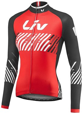 Liv Womens Beliv Long Sleeve Cycling Jersey