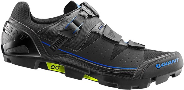 Image of Giant Amp MES/Nylon Trail Off-Road MTB Cycling Shoes