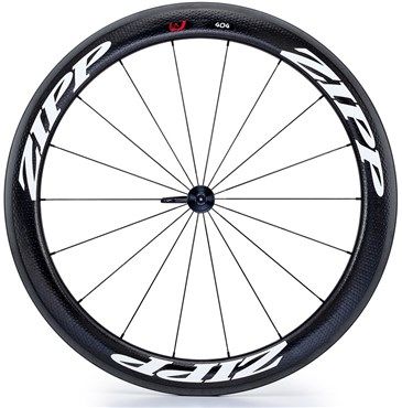 Image of Zipp 404 Firecrest Carbon Clincher 650c 77 18 Spokes Front Wheel