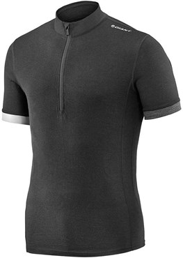 Image of Giant Col Merino Short Sleeve Cycling Jersey