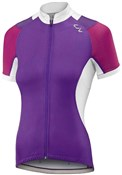 Giant Liv Womens Rosa Short Sleeve Cycling Jersey