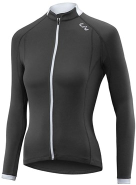 Image of Liv Womens Terra Long Sleeve Cycling Jersey