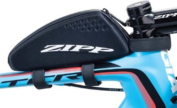 Zipp Speed Box 2.0 - Includes Mounting Hardware and Velcro Straps