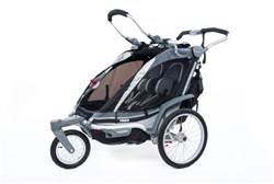 Thule Chariot Chinook 2 Child Carrier U.K. Certified - Double