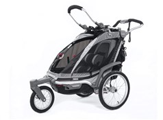 Product image for Thule Chariot Chinook 1 Child Carrier U.K. Certified - Single