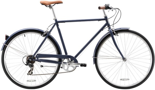 Reid Vintage Roadster 7-speed 2016 - Hybrid Classic Bike
