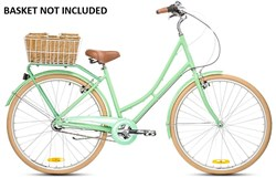 Reid Vintage Deluxe 3-speed Womens 2016 - Hybrid Classic Bike