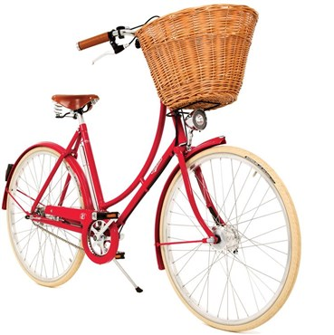 Image of Pashley Britannia Womens 5 Speed 26W 2016 - Hybrid Classic Bike