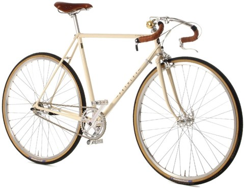 Image of Pashley Clubman Urban S2C  2016 - Hybrid Classic Bike