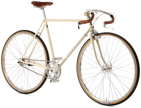 Image of Pashley Clubman Urban S3X  2016 - Hybrid Classic Bike