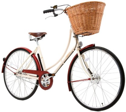 Pashley Sonnet 28 Pure Womens 2017 - Hybrid Classic Bike