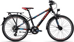 Cube Kid 240 Street Hardtail 2016 - Junior Bike