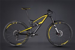 Nukeproof Mega 290 Team Mountain Bike 2016 - Full Suspension MTB