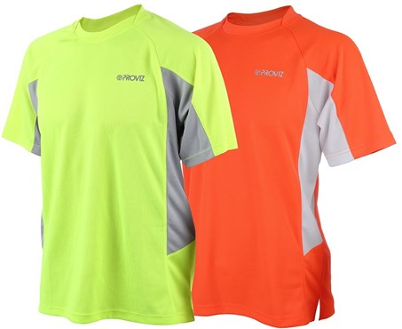 Proviz Active T Short Sleeve Cycling Jersey