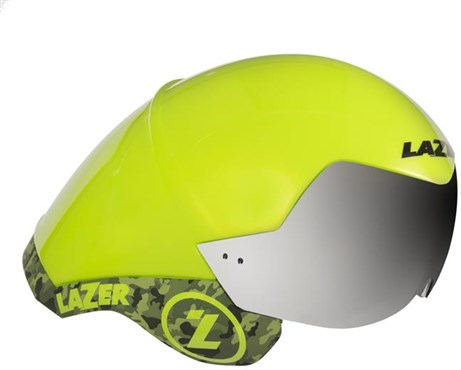 Image of Lazer Wasp Air Time Trial / Road Cycling Helmet 2016