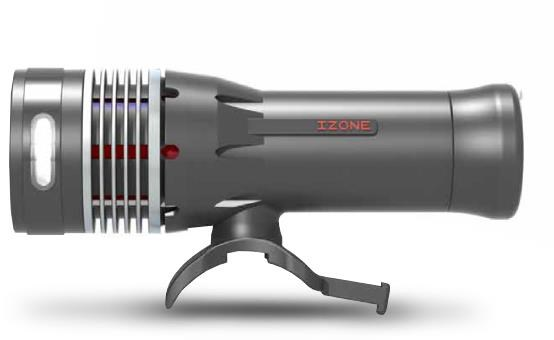 Izone ARC 650 Rechargeable Front Light