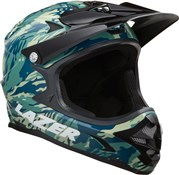 Lazer Phoenix Plus Full Face MTB Cycling Helmet 2016