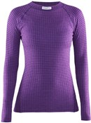 Product image for Craft Warm Wool Crew Neck Womens Long Sleeve Base Layer