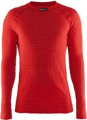 Craft Warm Wool Crew Neck Long Sleeve Base Layer