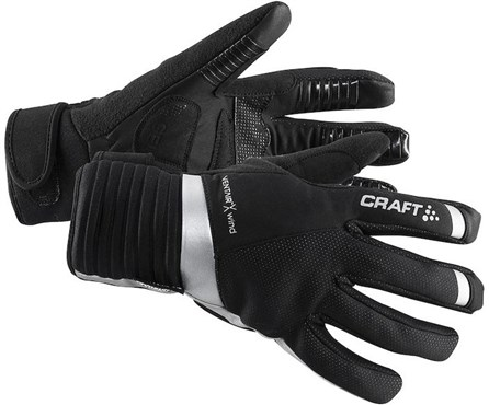 Image of Craft Shield Long Finger Cycling Gloves