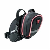 Topeak Aero Wedge iGlow Saddle Bag With Straps