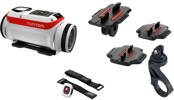 TomTom Bandit Camera -  Bike Edition Kit