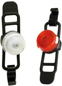 Cateye Loop 2 RC USB RechargeableFront/Rear Light Set