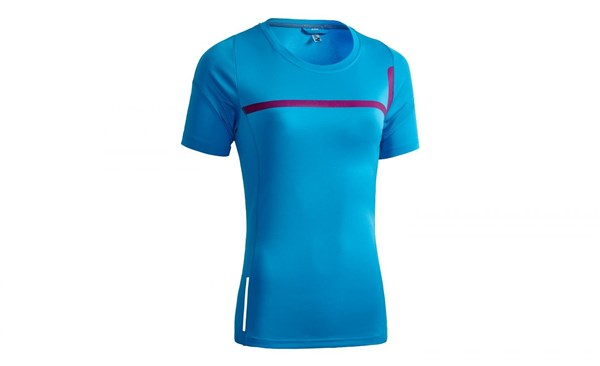Image of Cube Motion WLS Round Neck Womens Short Sleeve Cycling Jersey