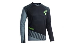 Product image for Cube Action Roundneck Essential Long Sleeve Cycling Jersey