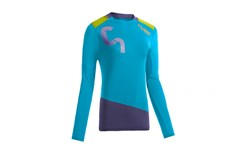 Cube All Mountain WLS Roundneck Womens Long Sleeve Cycling Jersey