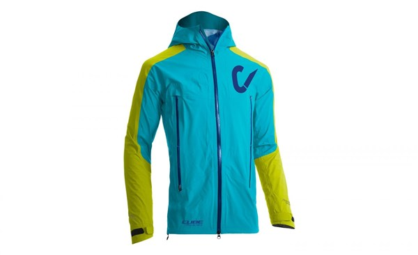 Image of Cube All Mountain Cycling Rain Jacket