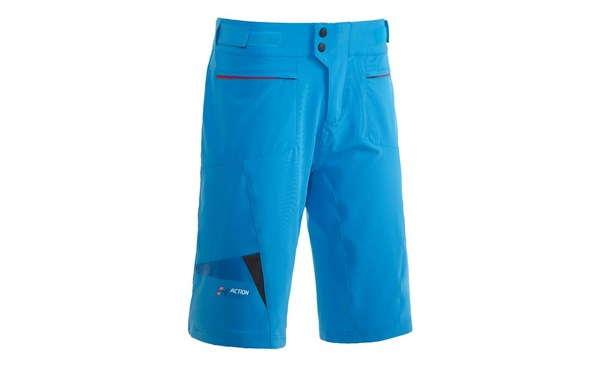 Image of Cube Action Pure Baggy Cycling Shorts With Inner Shorts