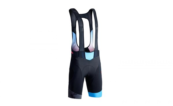 Cube Black Zero Cycling Bib Shorts