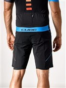 Cube Black Zero Road Baggy Cycling Shorts