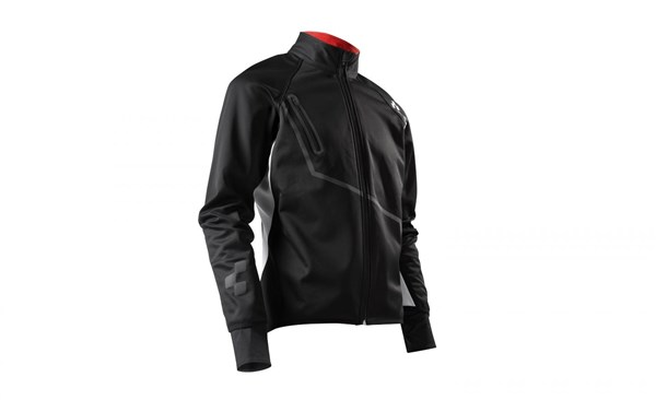 Image of Cube Blackline Softshell Cycling Jacket