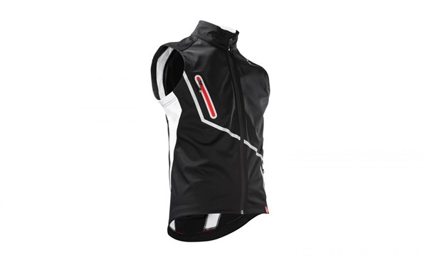 Image of Cube Blackline Cycling Wind Vest