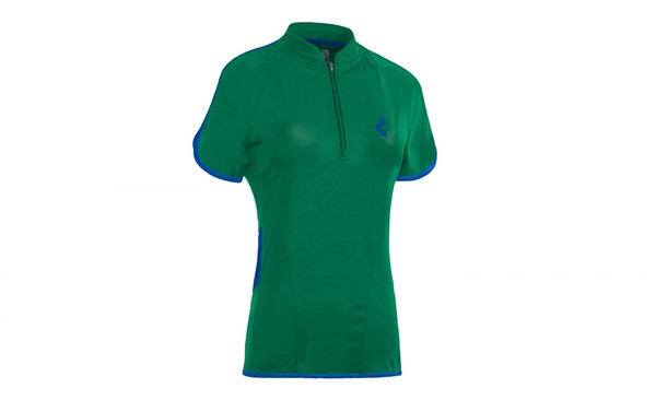 Image of Cube Tour WLS Womens Short Sleeve Cycling Jersey