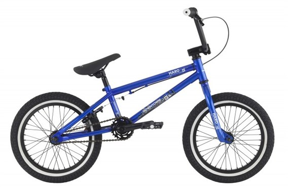 Haro Downtown 16w 2016 - BMX Bike