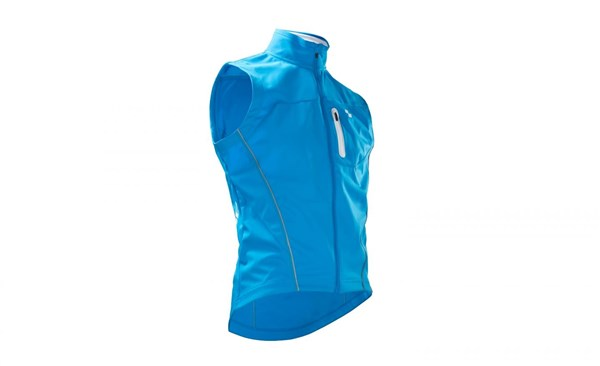 Image of Cube Teamline Cycling Wind Vest / Gilet