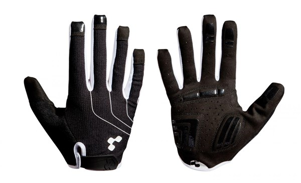 Image of Cube Natural Fit Long Finger Cycling Gloves
