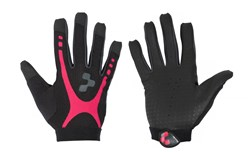 Cube Race Touch WLS Womens Long Finger Cycling Gloves