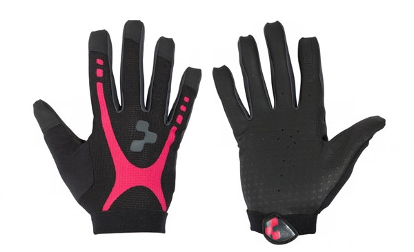 Image of Cube Race Touch WLS Womens Long Finger Cycling Gloves