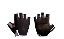 Cube Race Blackline Short Finger Cycling Gloves