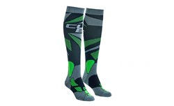 Product image for Cube Action Knee High Cycling Socks