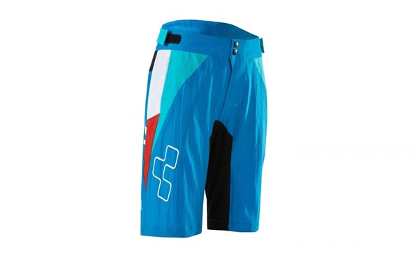 Image of Cube Junior Action Team Cycling Shorts Without Inner Shorts