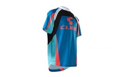 Cube Junior Action Team Roundneck Short Sleeve Cycling Jersey