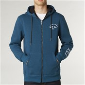 Fox Clothing Bond Sherpa Zip Fleece Hoodie