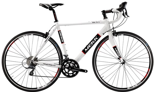Mekk Pinerolo AL SE 0.1 2016 - Road Bike