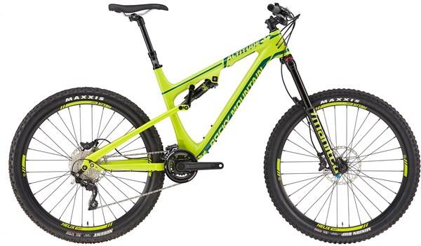 Image of Rocky Mountain Altitude 730 MSL Mountain Bike 2016 - Full Suspension MTB